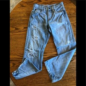American eagle jeans size 27x27